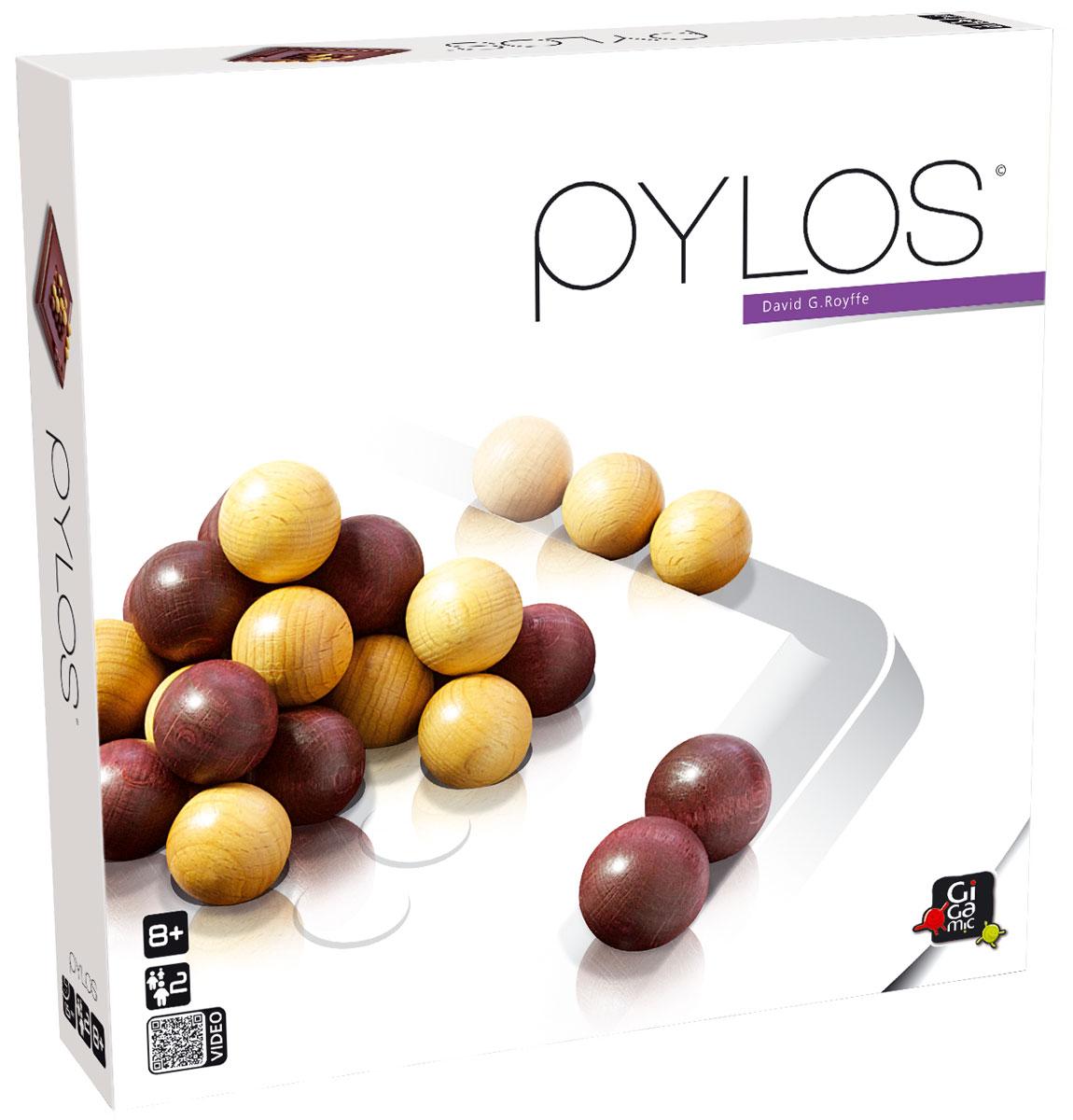 Настольная игра ПилосР61763Настольная игра Пилос (Pylos) - это прекрасный способ времяпрепровождения, такое развлечение придется по душе, как взрослым, так и детям. Игроки строят пирамиду из шариков, стремясь положить на вершину шарик своего цвета. Как же выиграть, если у игроков изначально одинаковое количество шариков? Весь фокус в нескольких способах «экономии» шариков - главное увидеть такую возможность, осуществить свой маневр и не попасться в ловушку соперника. Простые правила, необычные игровые элементы и интересный игровой механизм - это проверенная формула отличной настольной игры! В комплект игры входят: игровое поле с 16 ячейками, 30 шариков, мешочек для хранения и правила игры на русском языке. Количество: 2 игрока. Время игры: 15 минут.