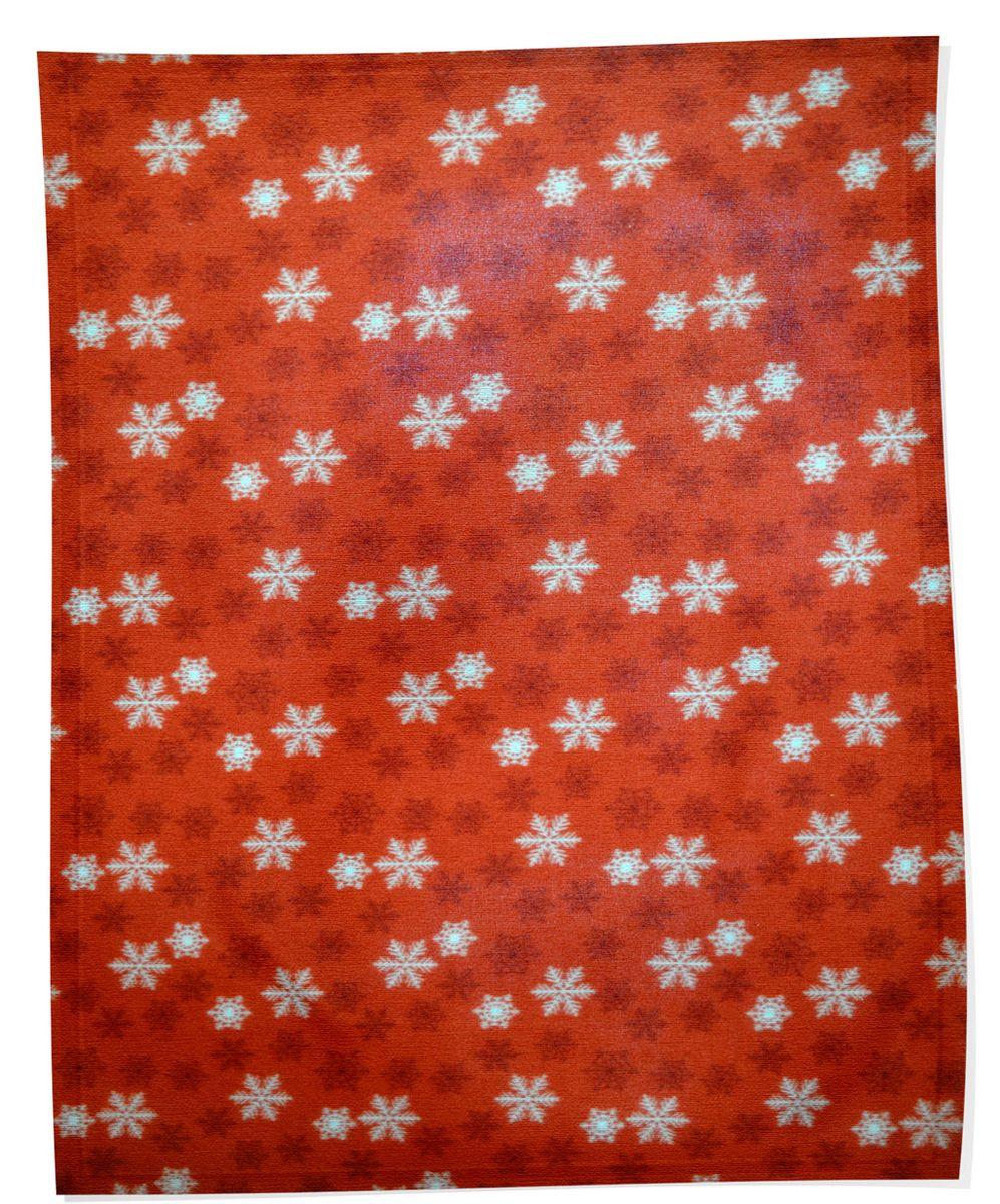 Плед флисовый Снежинки, красный, 150х200смОПЛФ-150*200/СКМягкий и приятный на ощупь плед Снежинки согреет в прохладные вечера и сделает ваш дом праздничным и новогодним. Дизайн жизнерадостный, зимний, будет способствовать хорошему настроению! Наслаждайтесь комфортом и уютом с пледом Снежинки и пусть в вашем доме будет тепло!