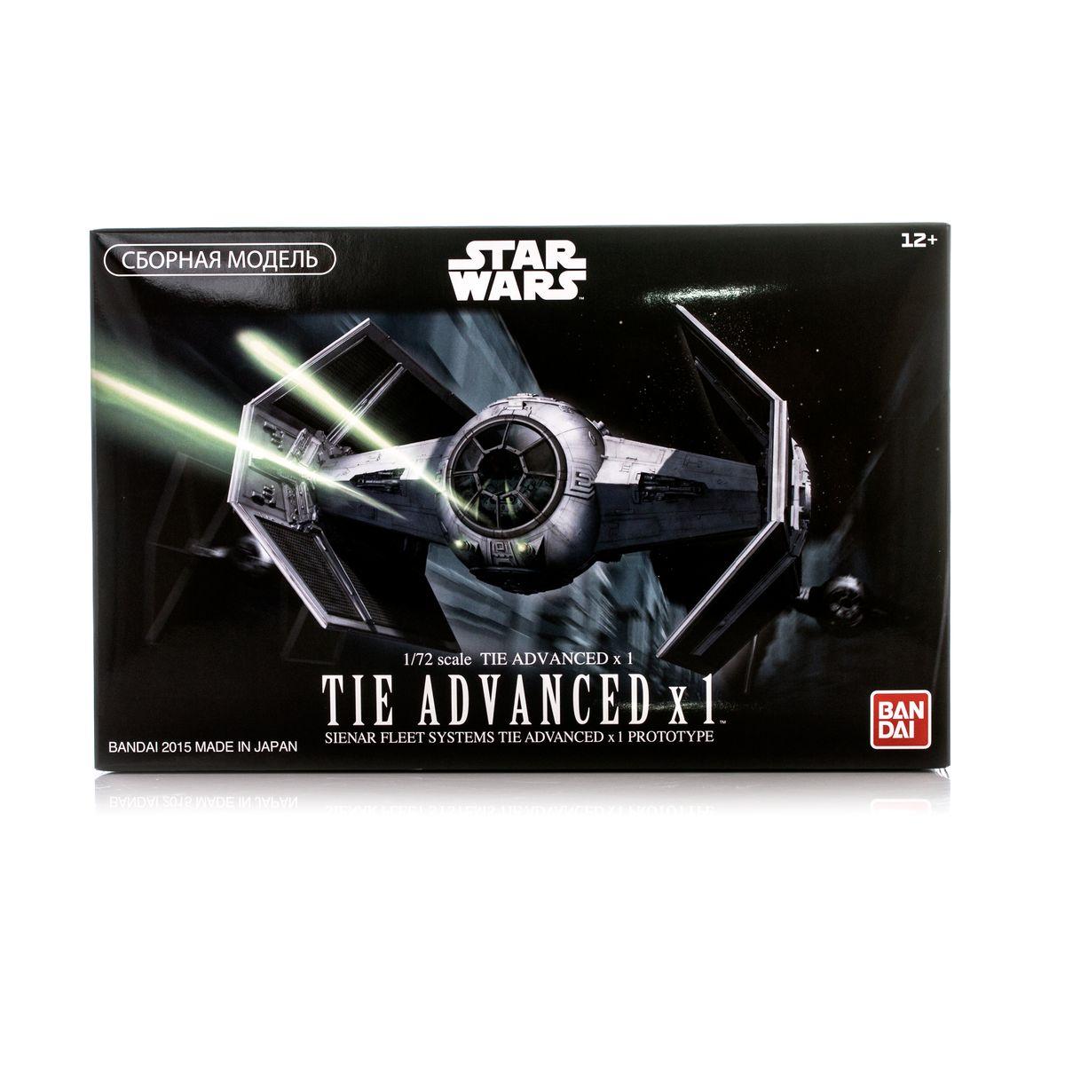 Star Wars Сборная модель Истребитель TIE Advance
