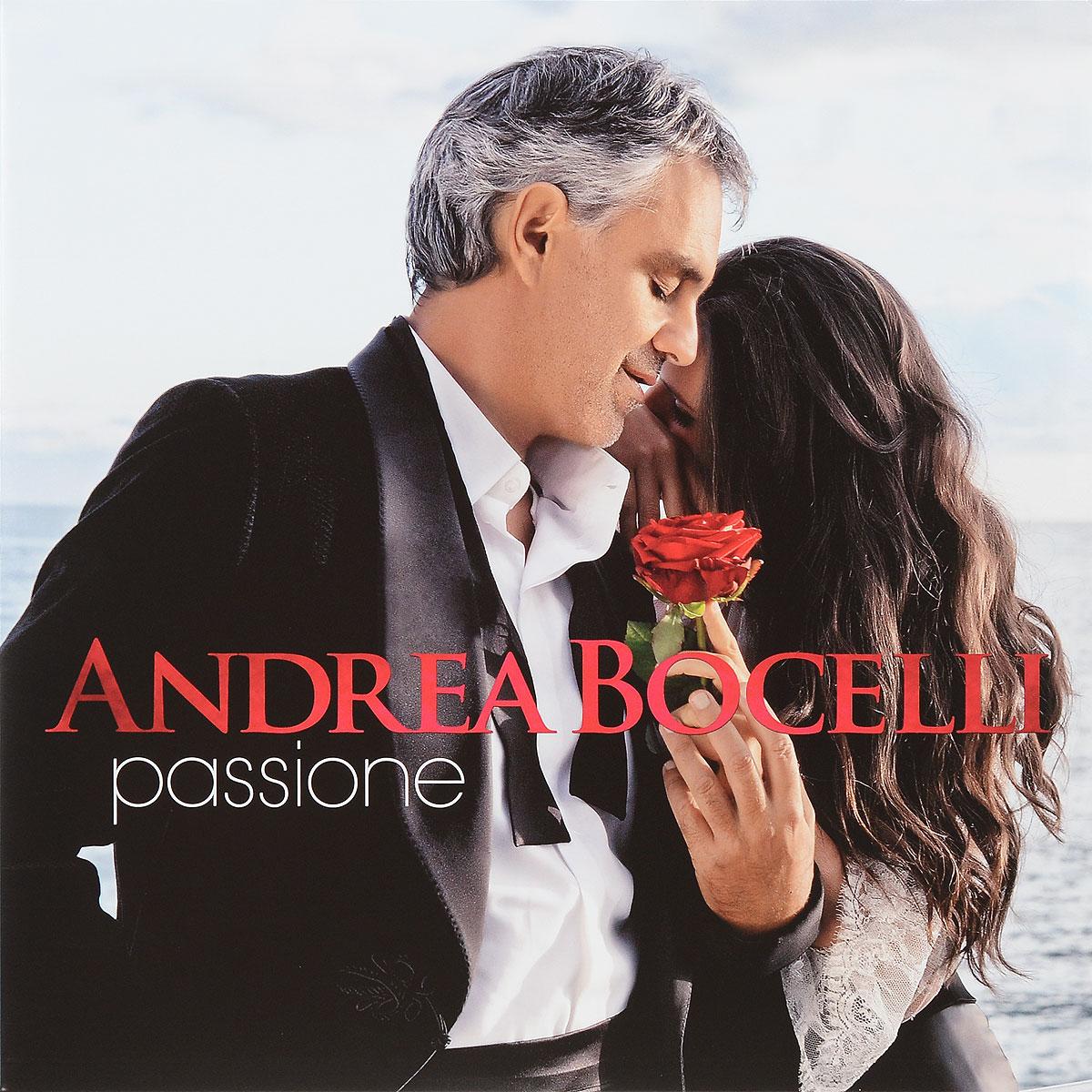 Andrea Bocelli. Passione (2 LP)