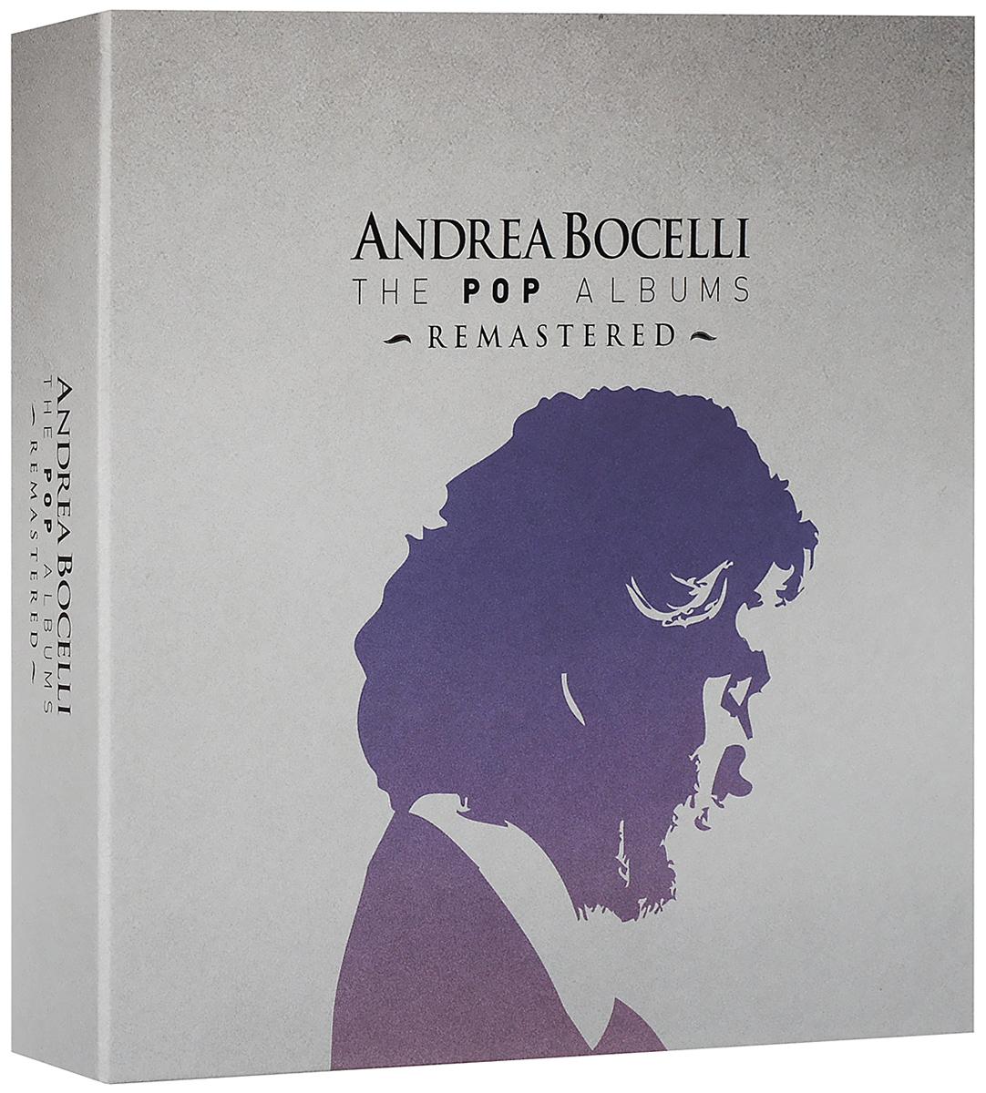 Andrea Bocelli. The Pop Albums (14 LP)