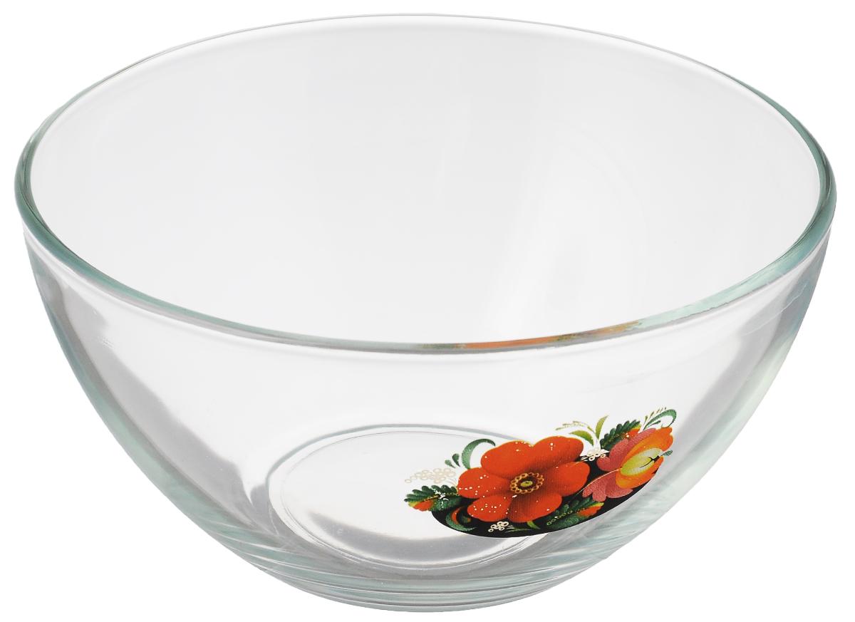 Салатник OSZ Русские узоры 2, диаметр 16 см09с1425 ДЗ Узоры 2Салатник OSZ Русские узоры 2 изготовлен из бесцветного стекла и украшен ярким рисунком. Идеально подходит для сервировки стола. Салатник не только украсит ваш кухонный стол и подчеркнет прекрасный вкус хозяйки, но и станет отличным подарком. Диаметр салатника (по верхнему краю): 16 см. Диаметр основания: 7 см. Высота салатника: 7,5 см.