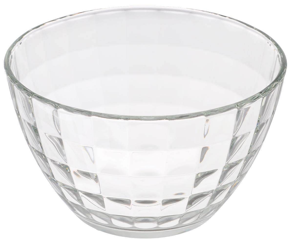 Салатник OSZ Монарх, диаметр 19 см07С1328Салатник OSZ Монарх изготовлен из бесцветного стекла и украшен рельефными гранями. Идеально подходит для сервировки стола. Салатник не только украсит ваш кухонный стол и подчеркнет прекрасный вкус хозяйки, но и станет отличным подарком. Диаметр салатника (по верхнему краю): 19 см. Диаметр основания: 9,5 см. Высота салатника: 10,5 см.