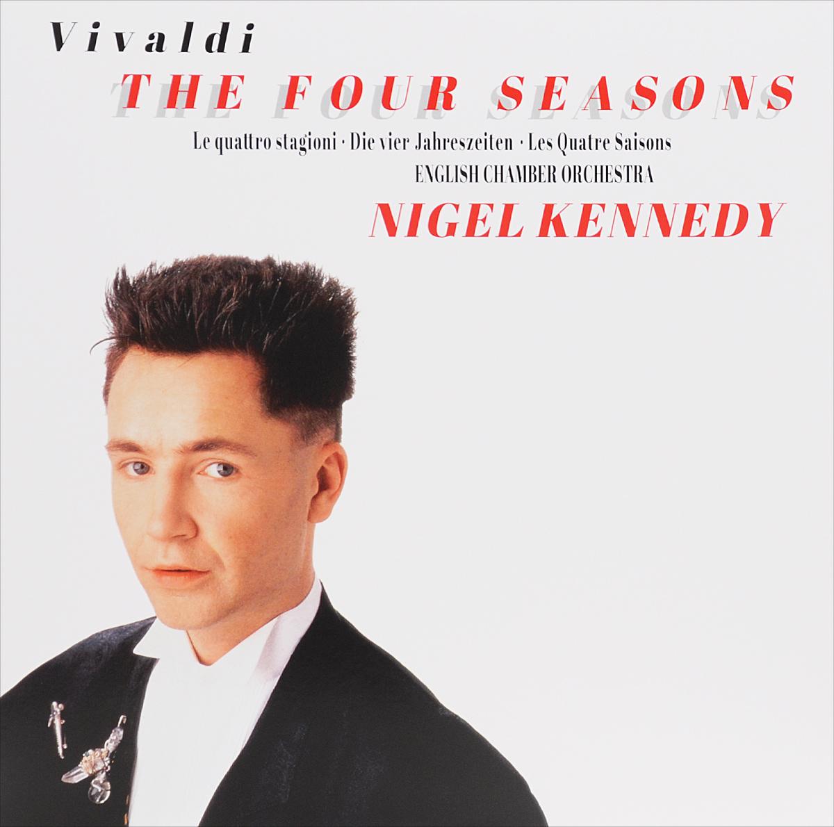 Nigel Kennedy. Vivaldi. The Four Seasons (LP)