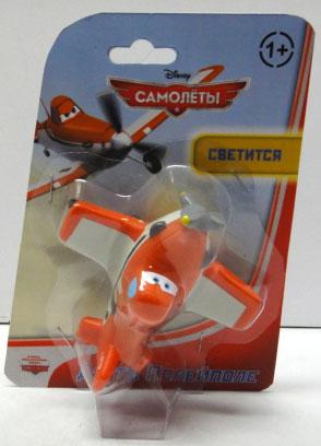Пластизоль Самолеты со светом цвет оранжевыйGT7808Герои любимых мультфильмов спешат на помощь! Говорят, здесь кто-то заскучал? Малыши самолетики не могут это так оставить, они непременно должны спасти от скуки! Любимые герои теперь светятся в темноте , малышу достаточно лишь нажать на кнопочку на самолетике.