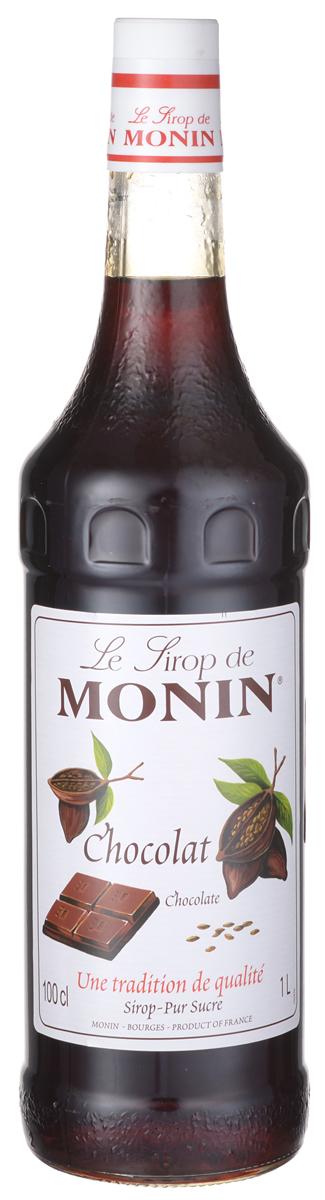Monin Шоколад сироп, 1 л