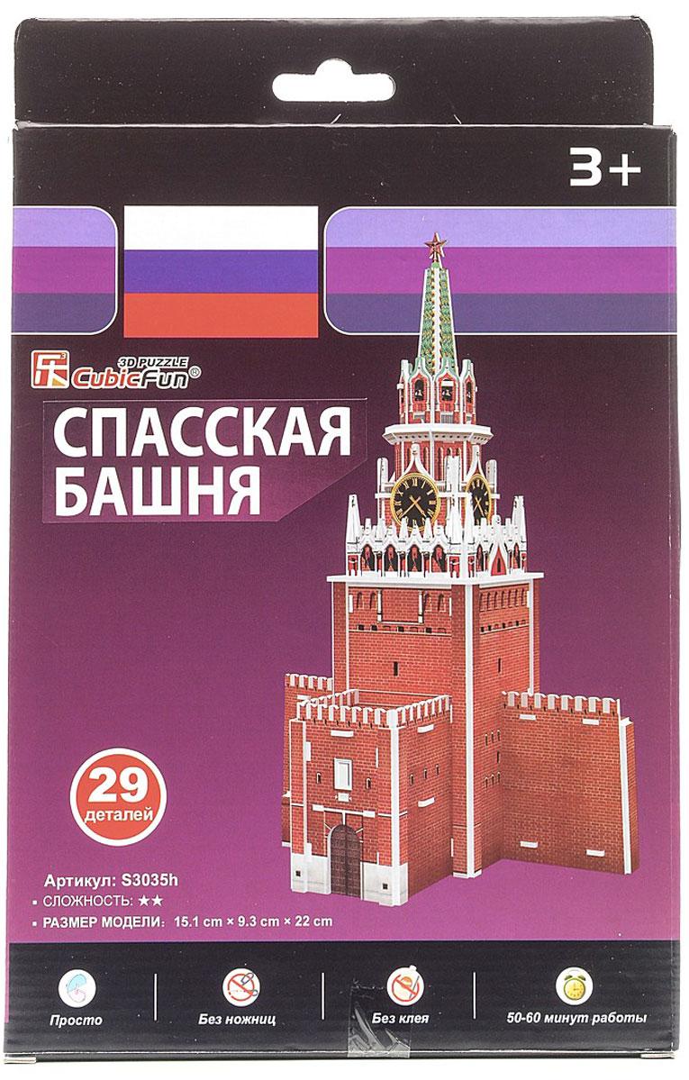 CubicFun 3D пазл Спасская башня ( S3035 )