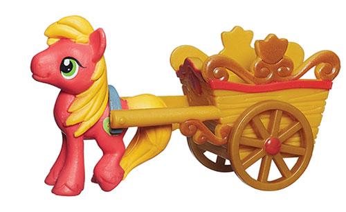 My Little Pony Игровой набор На фермеB2072Окунитесь с головой в мир Понивилля! Соберите все сценки из веселой жизни пони-друзей на ферме Яблочная аллея!