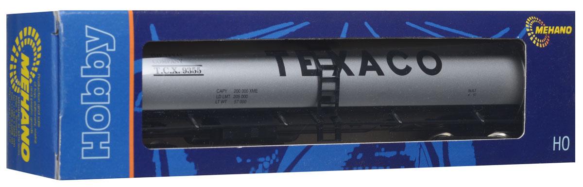 Mehano Вагон-цистерна TexacoT079Вагон-цистерна Mehano Texaco выполнен на высочайшем уровне с мелкими деталями и в точной раскраске железной дороги определенного периода времени. Корпус модели бункерного вагона выполнен из пластика, колеса выполнены из металла. Модель высоко детализирована и окрашена в соответствии со своим реальным прототипом. Вагон имеет два пластиковых крепления, благодаря которым вы сможете соединить вагончики в железнодорожный состав. Коллекционная модель станет не только интересной игрушкой для ребенка, интересующегося поездами, но и займет достойное место в любой коллекции. Модель совместима с железными дорогами и поездами Mehano. Оставаясь одной из наиболее желанных игрушек для большинства мальчишек и даже взрослых коллекционеров, железная дорога Mehano с дистанционным управлением неподвластна влиянию моды и времени. Для сторонников технологических новинок создаются модели современных скоростных составов, а ценители истории могут выбрать подходящий комплект, в точности...