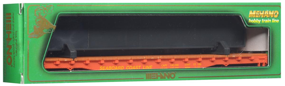 Mehano Грузовой вагон-платформа Seaboard Coast LineT0113Грузовой вагон-платформа для перевозки съемных контейнеров Seaboard Coast Line выполнен на высочайшем уровне с мелкими деталями и в точной раскраске железной дороги определенного периода времени. Корпус модели выполнен из пластика, колеса выполнены из металла. Модель высоко детализирована и окрашена в соответствии со своим реальным прототипом. В комплект также входят два пластиковых крепления, благодаря которым вы сможете соединить вагончики в железнодорожный состав. Коллекционная модель станет не только интересной игрушкой для ребенка, интересующегося поездами, но и займет достойное место в любой коллекции. Модель совместима с железными дорогами Mehano. Оставаясь одной из наиболее желанных игрушек для большинства мальчишек и даже взрослых коллекционеров, железная дорога Mehano с дистанционным управлением неподвластна влиянию моды и времени. Для сторонников технологических новинок создаются модели современных скоростных составов, а ценители истории могут выбрать...