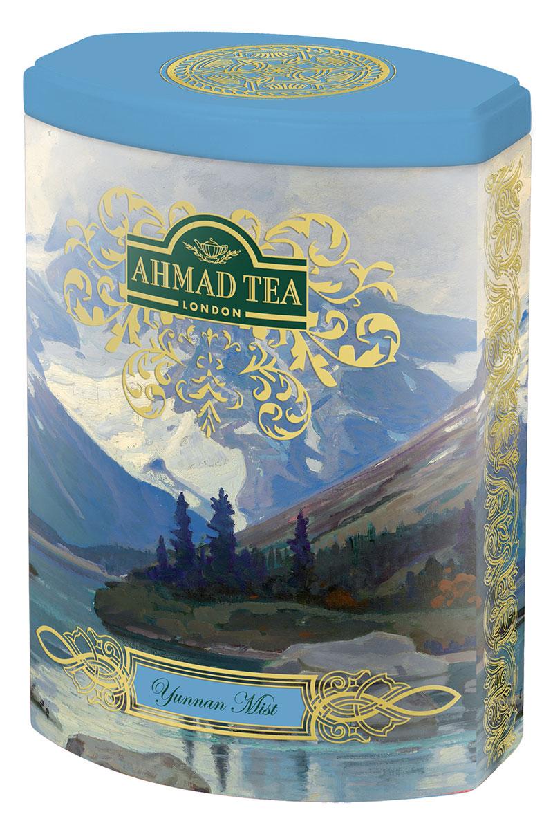 Ahmad Tea Yunnan Mist черный листовой чай, 100 г (ж/б)1359Ahmad Tea Yunnan Mist происходящий из легендарной китайской провинции Юньнань, исторической родины чая, обладает уникальным пикантным вкусом, дымным ароматом и ярко-золотистым цветом настоя. Этот мистический китайский чай в совершенном исполнении Ahmad Tea создаст атмосферу покоя и уединенности.