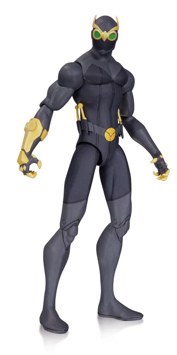 DC Animated Batman Vs Robin. Фигурка Ninja Talon