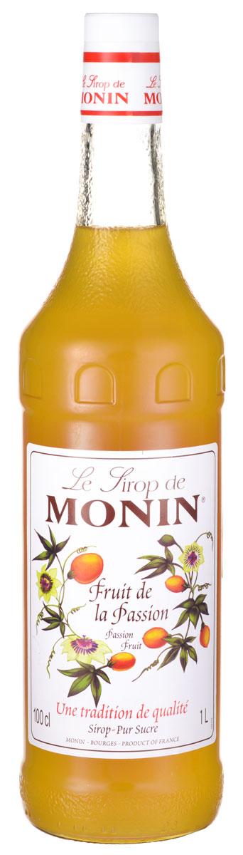 Monin Маракуя сироп, 1 л