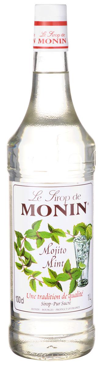 Monin Мохито ментол сироп, 1 л