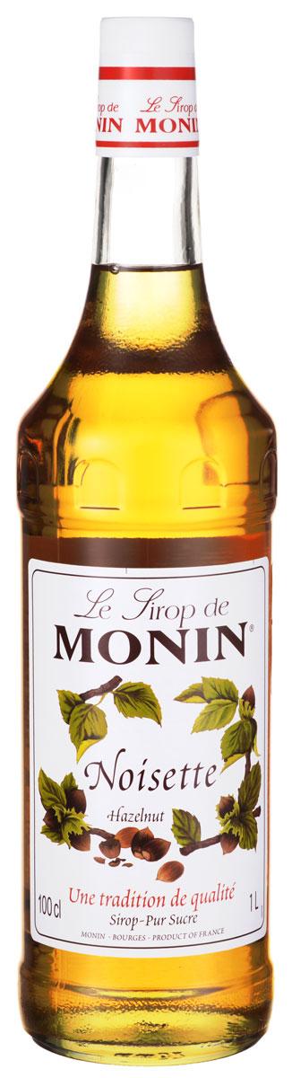 Monin Лесной орех сироп, 1 л