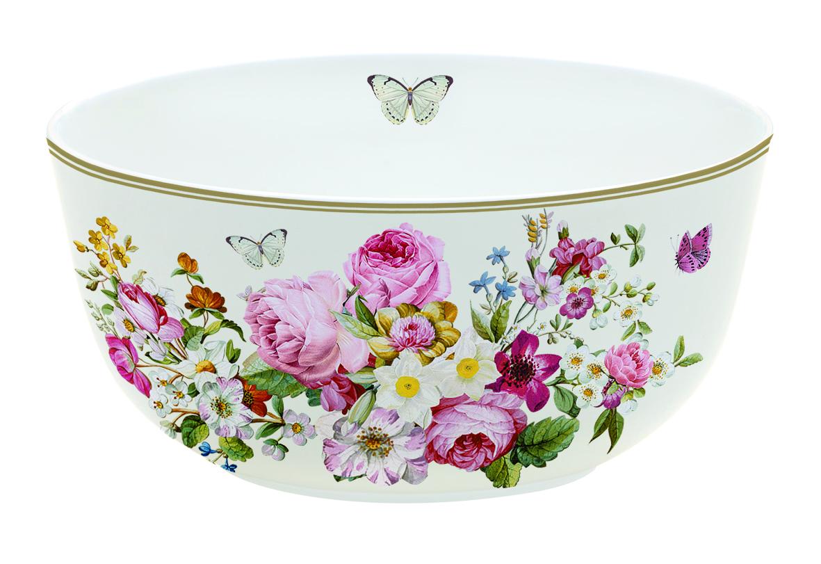 Миска Nuova R2S Роскошные цветы, диаметр 14 см337BLOCОригинальная миска Nuova R2S Роскошные цветы, изготовленная из высококачественного фарфора, декорирована красочным изображением цветов. Такая миска украсит сервировку вашего стола и подчеркнет прекрасный вкус хозяина, а также станет отличным подарком. Диаметр: 14 см. Высота: 7 см.
