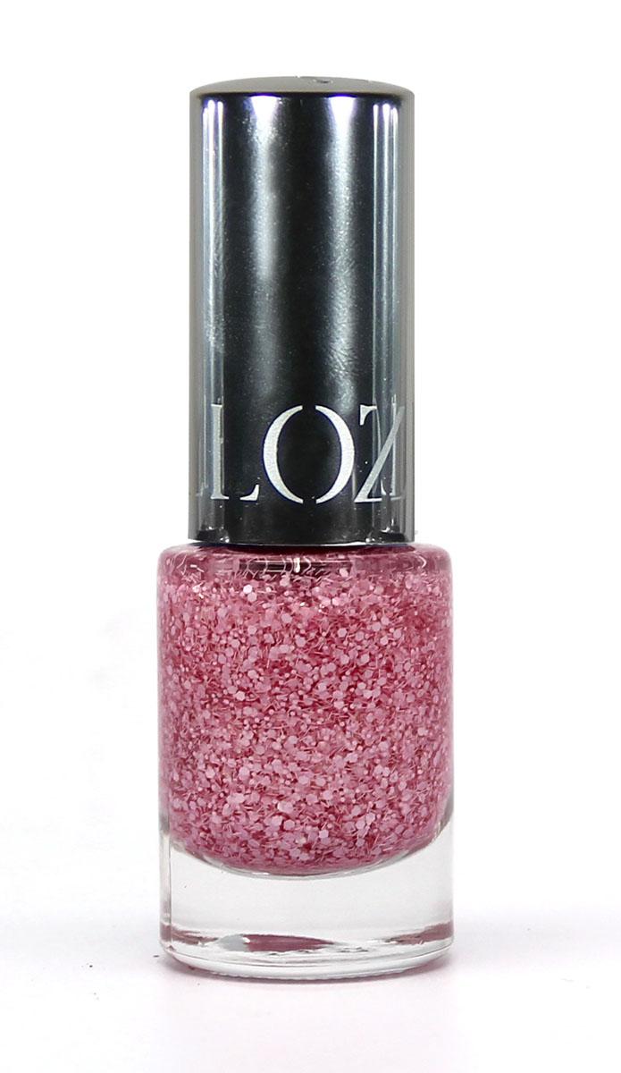Yllozure Лак для ногтей GLAMOUR KARNIVAL, тон 80, 12 мл6180Лак Карнавал в яркой основе содержит мелкий белый и черный шиммер, а также блестящие и светопоглощающие глиттеры вытянутой игольчатой, фигурной формы. Выглядят на ногтях очень выразительно, оригинально и празднично! Лаки для ногтей этой серии сочетают в палитре нежные пастельные оттенки и яркие, разноцветные глиттеры. Они очень хорошо ложатся, и наносить их можно в несколько слоев, что создает на ногтях оригинальный маникюр с необычной фактурной поверхностью.