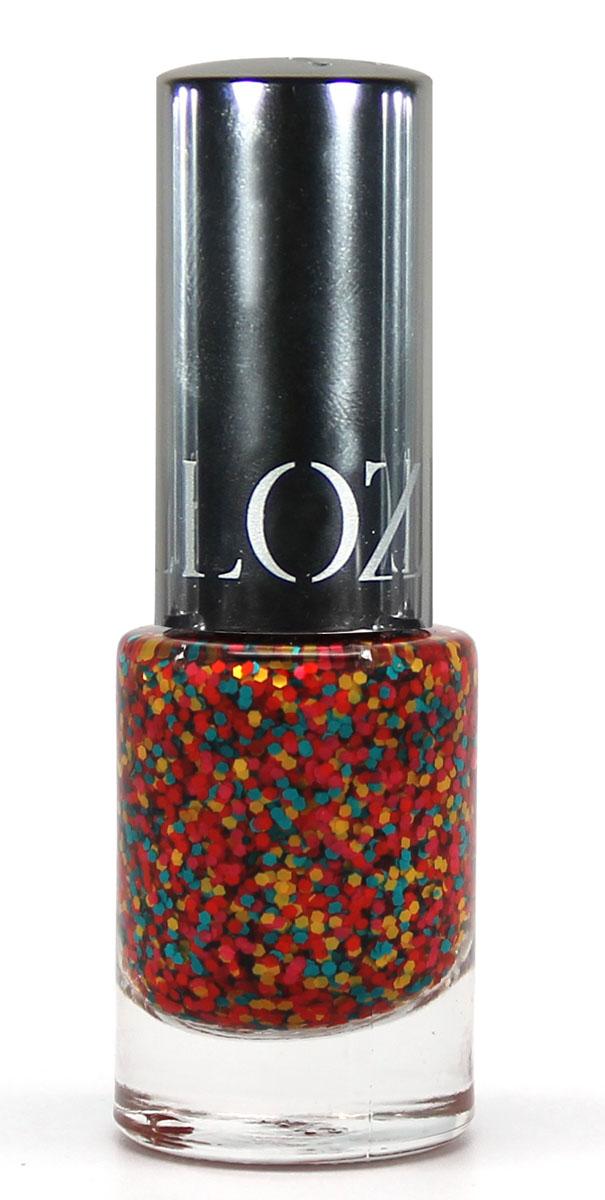 Yllozure Лак для ногтей GLAMOUR (Покрытие Flossy), тон 71, 12 мл6271ТОР покрытие с яркими вкраплениями, очень устойчивое, используется как самостоятельно средство, так и в сочетании с лаком.