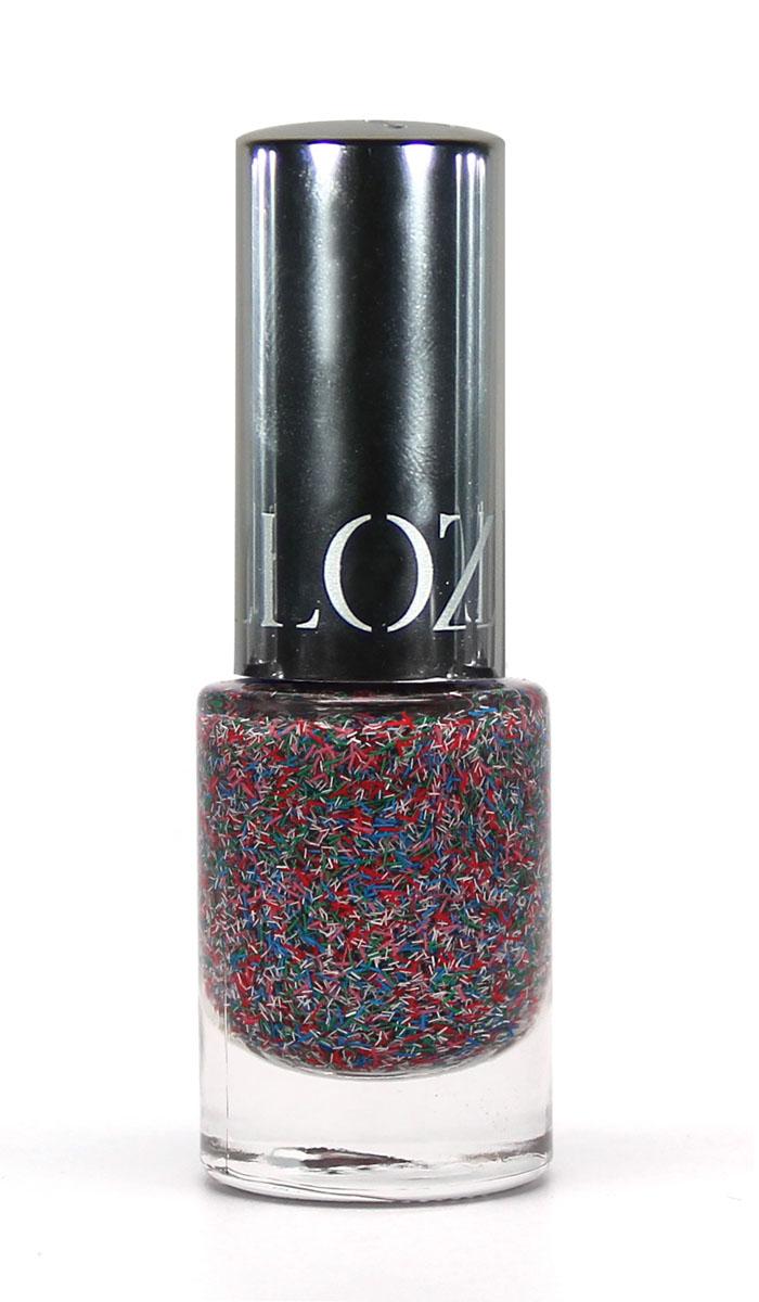 Yllozure Лак для ногтей GLAMOUR (Покрытие Flossy), тон 73, 12 мл6273ТОР покрытие с яркими вкраплениями, очень устойчивое, используется как самостоятельно средство, так и в сочетании с лаком.