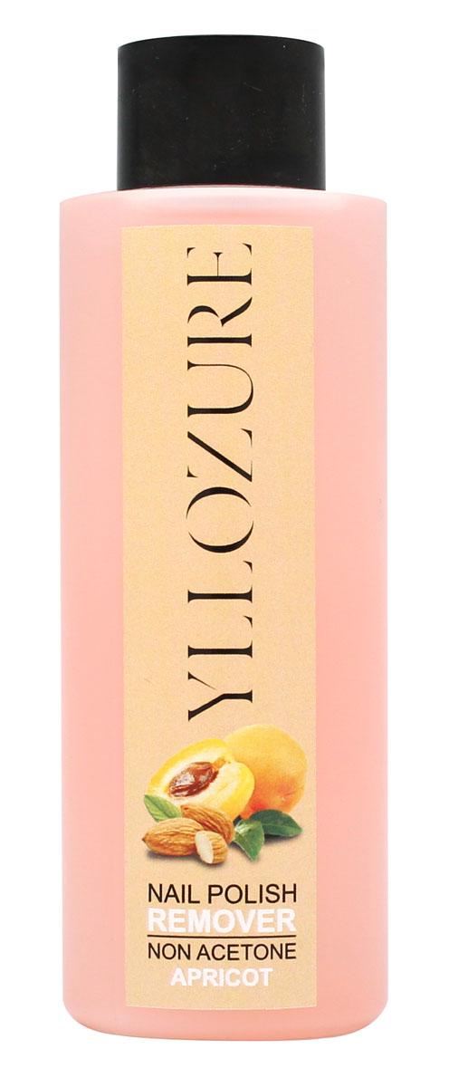 Yllozure Жидкость для снятия лака Абрикос, 120 мл 6349