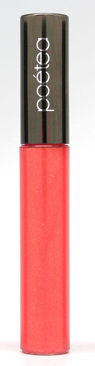 Poetea Блеск для губ Lotus Etincelant, тон 39, 8 мл2739Нежный, обволакивающий блеск для губ Сверкающий лотос придает кубам чувственный влажный блеск, сияние натурального жемчуга и нежность лепестков лотоса. Блестящие застывающие полимеры и гелефицированные масла образуют на губах водянисто-прозрачную пленку, которая добавляет губам объем. Частицы микронизированного цветного жемчуга переливаются, добавляя перламутрового сияния. Экстракт цветов лотоса придает блеску ухаживающие свойства. Он восстанавливает природную мягкость губ, успокаивает раздражения, снимает воспаление, обеспечивает мощную антиоксидантную защиту и предохраняет нежную кожу губ от преждевременного старения.
