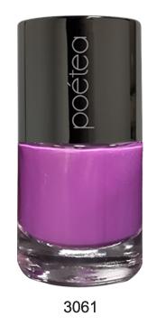 Poetea Лак для ногтей, тон 61, 7 мл3061Активным компонентом лака является специальная красящая основа. В связи с тем, что она выполняется из натуральных ингредиентов, коллекция лаков POETEA становится интересной и популярной, здесь можно подобрать цвет под любой образ. Натуральный состав придает ногтям естественную защиту и мягкость.