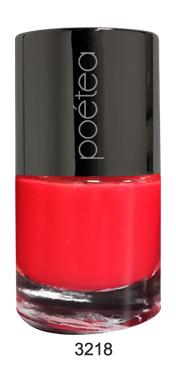 Poetea Гель-лак для ногтей, тон 18, 7 мл3218Лак с эффектом гелевого покрытия. Наносить такой лак нужно обычным способом без использования лампы. Готовый маникюр выглядит так, как будто ногти покрыты гелевым UV лаком