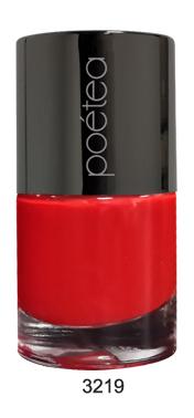 Poetea Гель-лак для ногтей, тон 19, 7 мл3219Лак с эффектом гелевого покрытия. Наносить такой лак нужно обычным способом без использования лампы. Готовый маникюр выглядит так, как будто ногти покрыты гелевым UV лаком