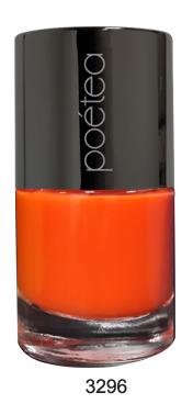 Poetea Лак для ногтей NEON, тон 96, 7 мл3296Лаки ярких неоновых, солнечно-витаминных оттенков. Такие тона подойдут почти к любому оттенку кожи . Активным компонентом в этом лаке стоит считать набор витаминов.Они укрепляют ногтевую пластину, надолго сохраняя ее здоровой и красивой, а интересные,солнечные и сияющие оттенки позволят создать любой образ.