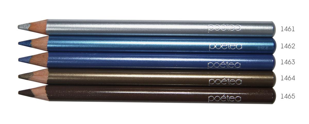 Poetea Гелевый карандаш для глаз AQUA, тон 64, 1,14 гр