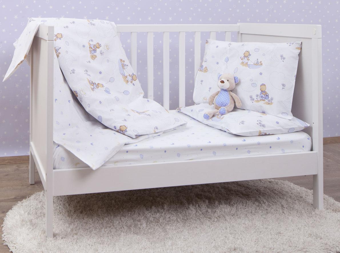MIRAROSSI Комплект детского постельного белья Малыш