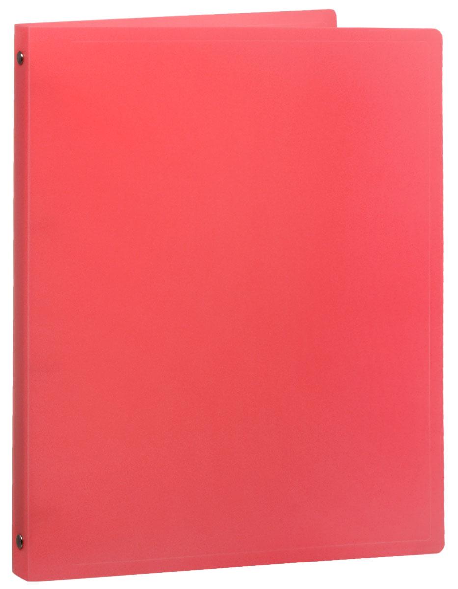 Erich Krause Папка-файл на 4 кольцах цвет коралловый31014_коралловыйПапка-файл Erich Krause на четырех кольцах предназначена для хранения и транспортировки бумаг или документов формата А4. Папка изготовлена из плотного яркого пластика. Кольцевой механизм выполнен из высококачественного металла. Папка практична в использовании и надежно сохранит ваши документы и сбережет их от повреждений, пыли и влаги.
