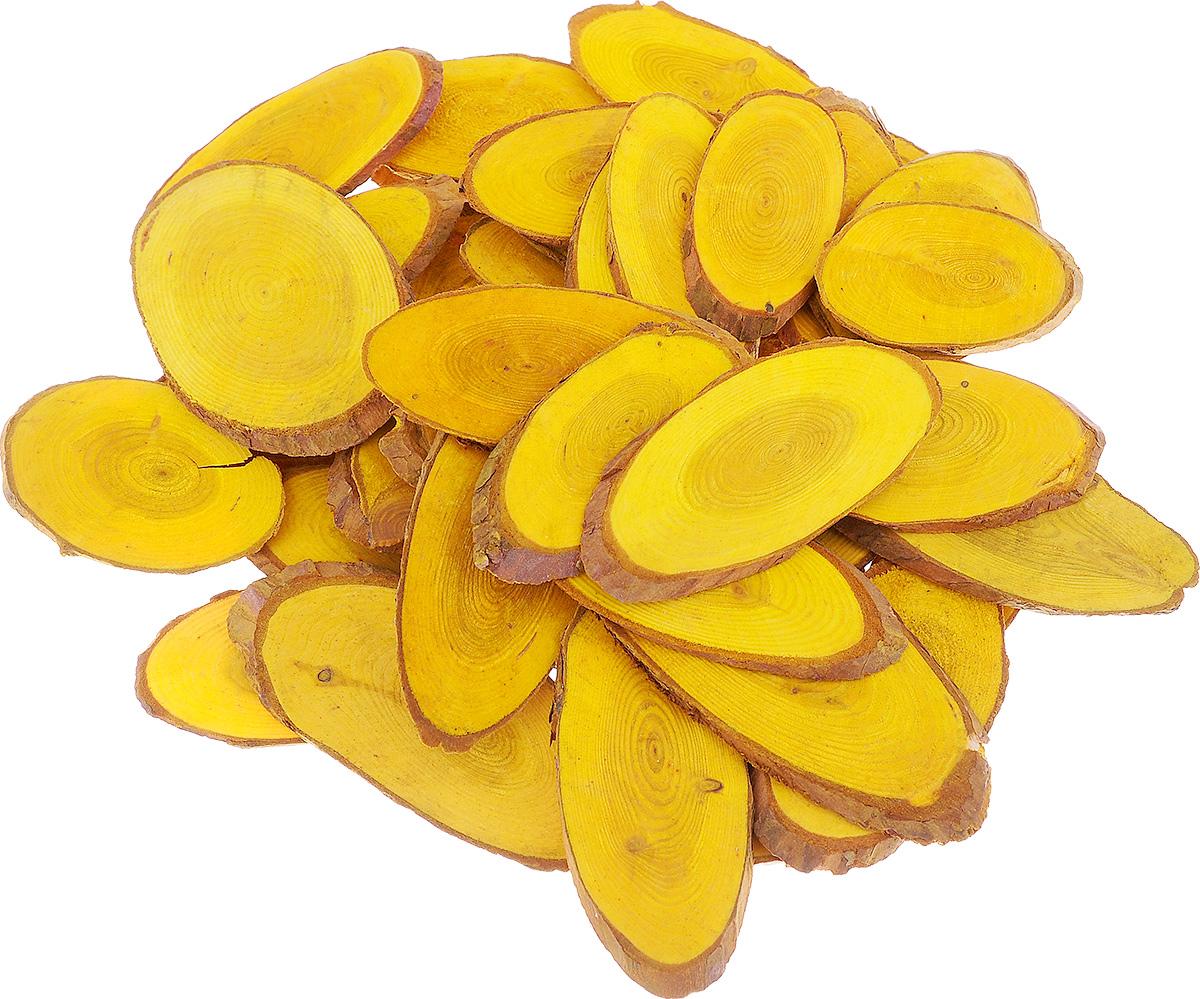 Декоративный элемент Dongjiang Art, цвет: желтый, толщина 4 мм, 250 г. 77089797708979_желтыйДекоративный элемент Dongjiang Art, изготовленный из натурального дерева, предназначен для украшения цветочных композиций. Изделие можно также использовать в технике скрапбукинг и многом другом. Флористика - вид декоративно-прикладного искусства, который использует живые, засушенные или консервированные природные материалы для создания флористических работ. Это целый мир, в котором есть место и строгому математическому расчету, и вдохновению. Толщина среза: 4 мм. Средний размер элемента: 4,5 см х 8,5 см.