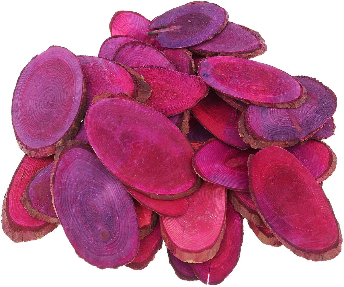 Декоративный элемент Dongjiang Art, цвет: фиолетовый, толщина 4 мм, 250 г. 77089797708979_фиолетовыйДекоративный элемент Dongjiang Art, изготовленный из натурального дерева, предназначен для украшения цветочных композиций. Изделие можно также использовать в технике скрапбукинг и многом другом. Флористика - вид декоративно-прикладного искусства, который использует живые, засушенные или консервированные природные материалы для создания флористических работ. Это целый мир, в котором есть место и строгому математическому расчету, и вдохновению. Толщина среза: 4 мм. Средний размер элемента: 4,5 см х 8,5 см.