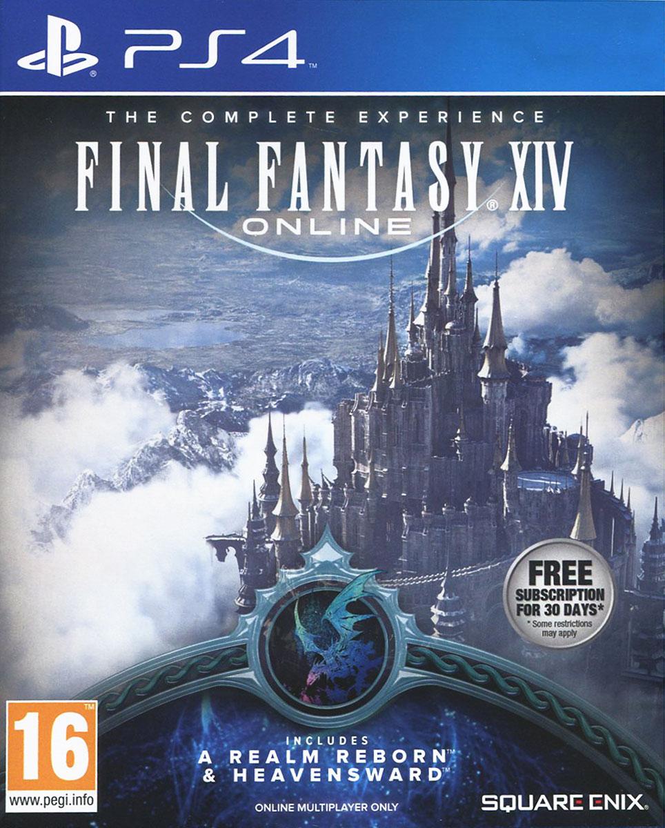 Zakazat.ru: Final Fantasy XIV. Полное издание (A Realm Reborn + Heavensward)