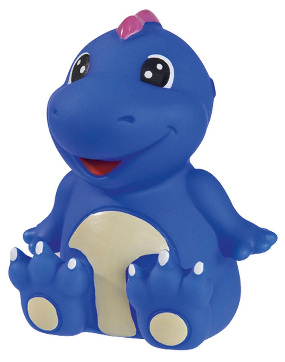Simba Игрушка для ванной Динозаврик цвет синий4015247_синийНадоели в ванной уточки и рыбки? Игрушка для ванной Simba Динозаврик поможет разнообразить игры в воде. Купаться с милым малышом-динозавриком так весело!