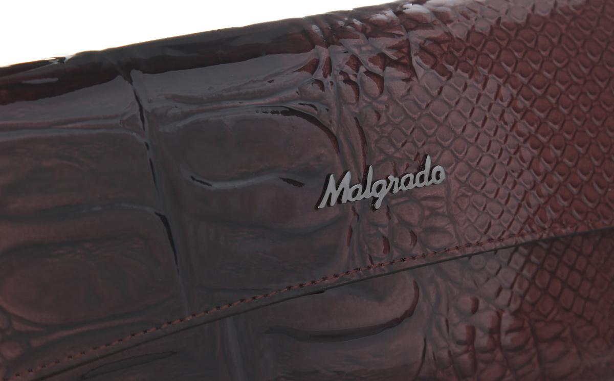 Кошелек женский Malgrado, цвет: коричневый. 75504-04403