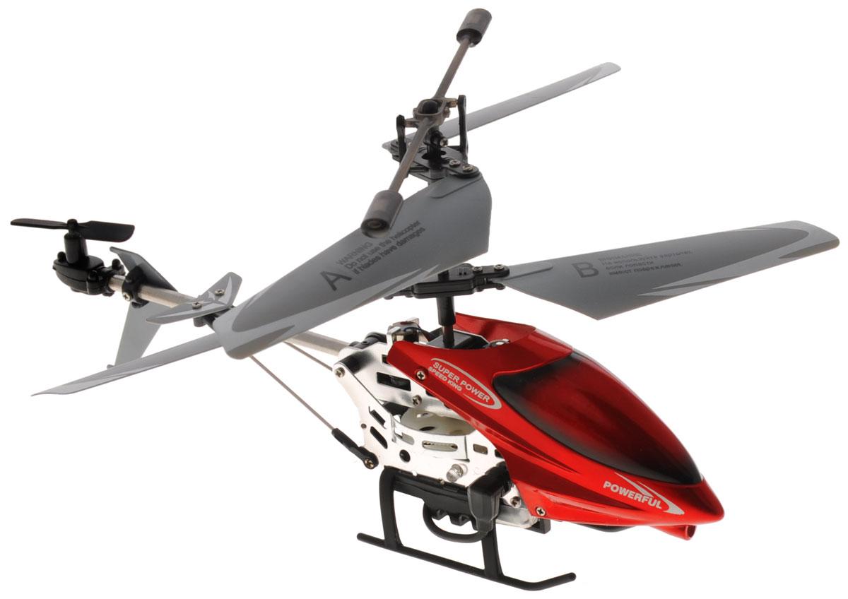 Bluesea Вертолет на инфракрасном управлении L661L661Вертолет Bluesea L661 c инфракрасным управлением и встроенным гироскопом отлично подходит для полетов в закрытых помещениях и на улице в безветренную погоду. Гироскоп предназначен для курсовой стабилизации полета. Выполнен из прочного материала, поэтому риск повреждений игрушки при ударах и падениях сведен к минимуму. Вертолет небольшой и маневренный и легко обходит препятствия, послушно следуя командам c пульта управления. Игрушка может летать вперед-назад, вверх-вниз, вправо-влево, вращаться и зависать в воздухе. Вертолет оснащен проблесковыми огнями для полета в темноте. Имеется возможность подзарядки вертолета от пульта и USB-шнура. Полностью заряженный вертолет летает 6-9 минут. Игрушка развивает многочисленные способности ребенка - мелкую моторику, пространственное мышление, реакцию и логику. Вертолет работает от встроенного аккумулятора (Li-Poly 3,7V), который можно подзаряжать от USB-шнура (входит в комплект). Для работы пульта управления необходимо...