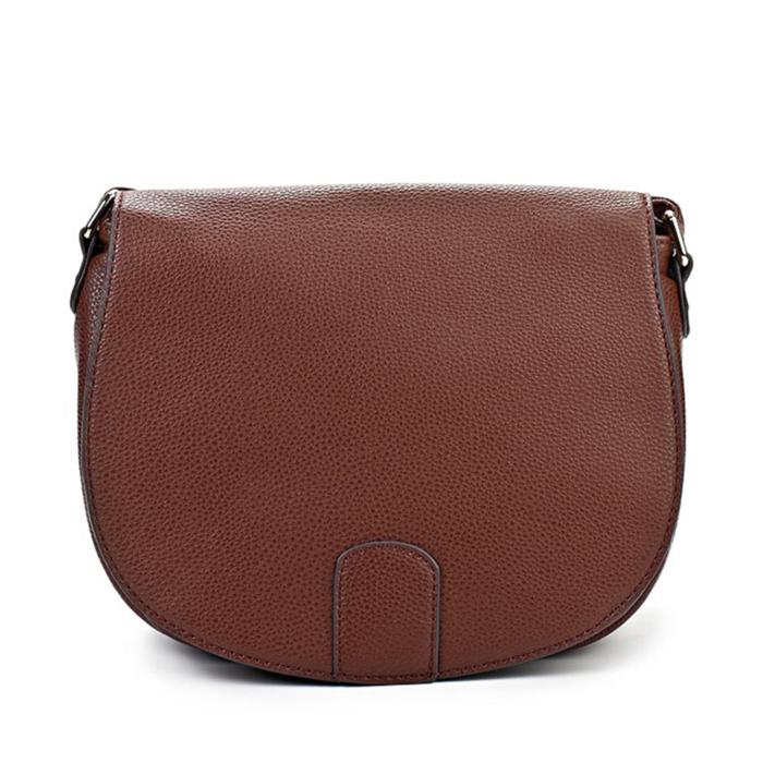Сумка BAGGINI женская, цвет: коричневый, шоколадный. 29442/2329442/23Сумка жен. ,иск. кожа