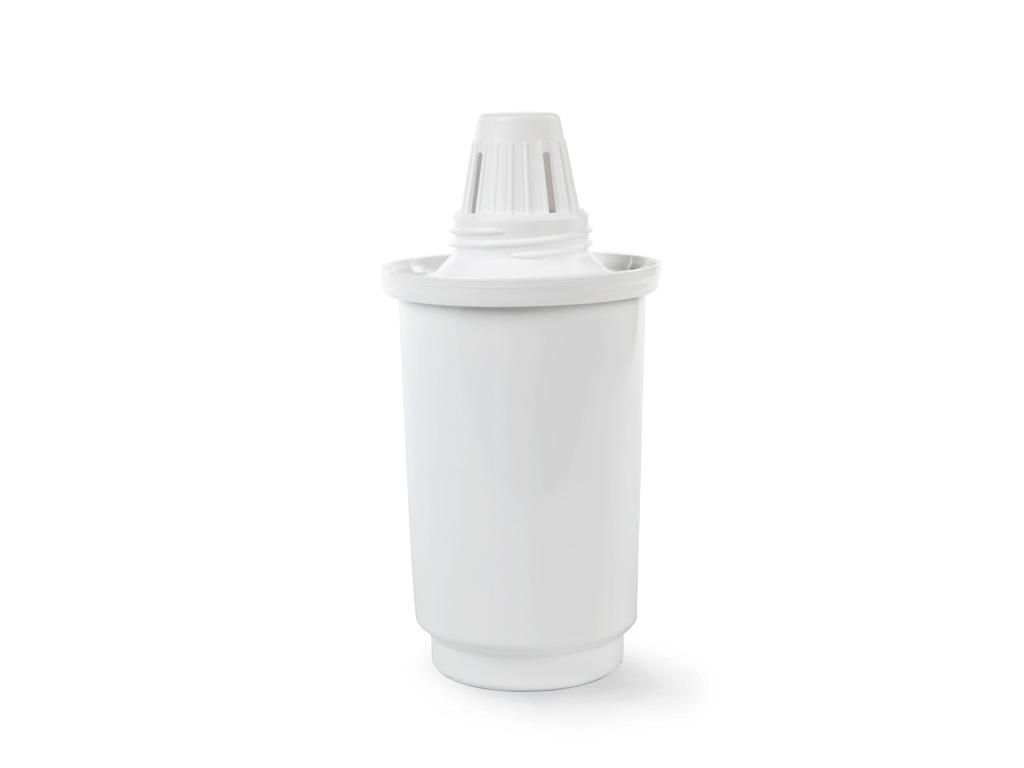 Сменный фильтрующий модуль Гейзер 502 для фильтра-кувшина30503Сменный модуль 502 для Фильтров-кувшинов Гейзер. Комплексная доочистка жесткой воды мультикомпонентной загрузкой Каталон на основе ионообменных, сорбционных, гранулированных и волокнистых материалов в сочетании с лучшими марками кокосового активированного угля. В результате удаляются хлор, железо, тяжелые металлы, органические соединения и другие вредные примеси при сохранении полезных свойств и оптимального для человека минерального состава воды. Активное серебро в несмываемой форме в составе загрузки подавляет размножение задержанных бактерий. Сменные картриджи имеют одинаковые присоединительные размеры, взаимозаменяемы и могут устанавливаться в любой фильтр-кувшин Гейзер (а с использованием переходников — в кувшины других производителей). Преимущества модуля Гейзер 502: - Картридж 502 для жесткой воды имеет пять степеней очистки. - Материал Каталон удаляет жесткость, тяжелые металлы, органические и хлорорганические соединения,...
