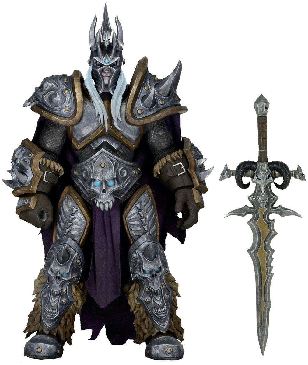 Heroes of the Storm. Фигурка Arthas, Neca Inc.