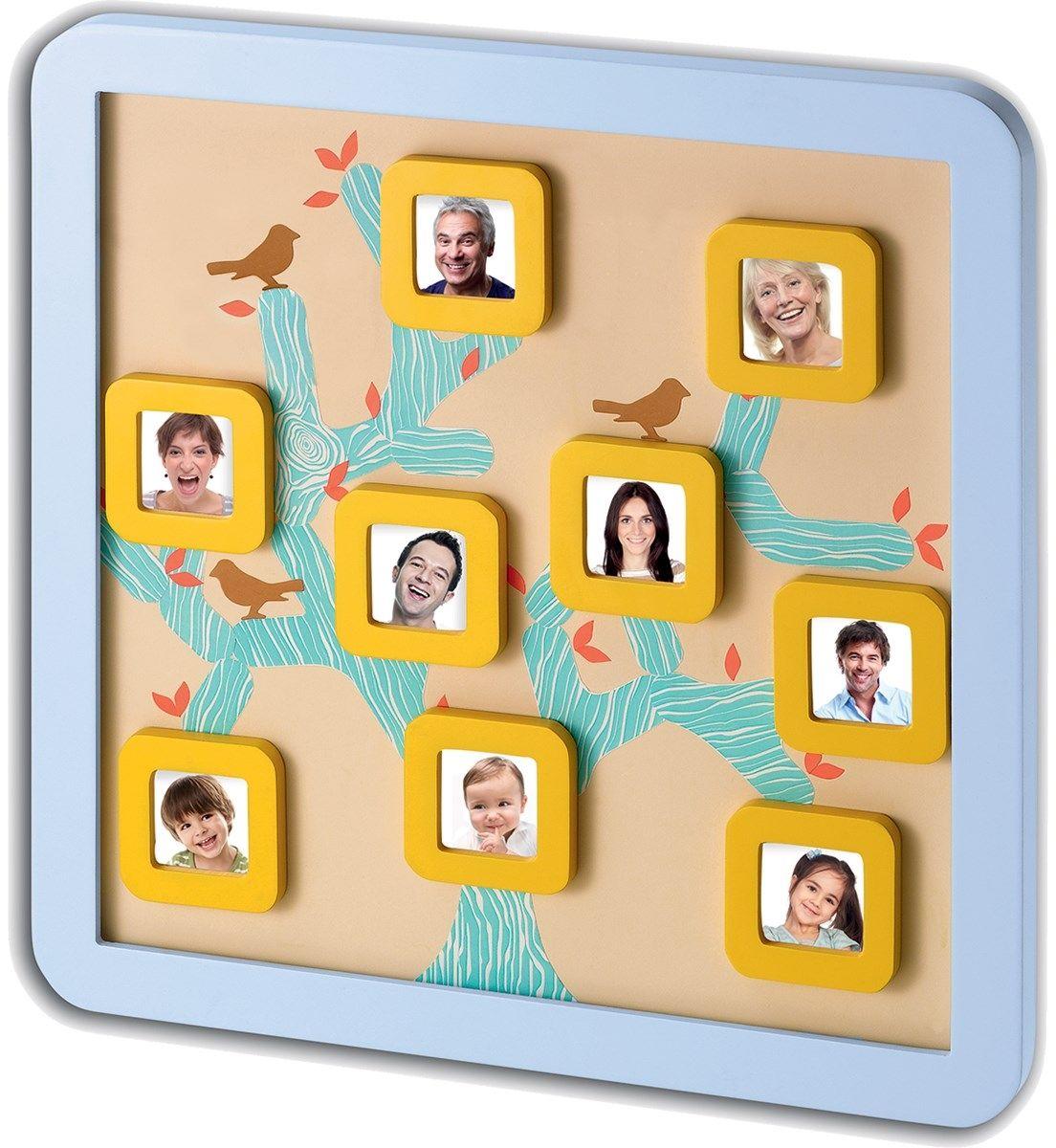 Магнитная доска Baby Art Семейной дерево, цвет: голубой34120104Магнитная доска Baby Art Семейной дерево поможет запечатлеть этапы роста вашего ребенка. В комплект входят: магнитная доска, 9 магнитных фоторамок, лист с наклейками. Создайте собственное фамильное дерево при помощи наклеек и 9 рамок для фотографий с магнитами. Набор не требует дополнительных материалов, все уже включено в набор. Украсьте комнату вашего малыша семейным деревом. Благодаря этому чудесному сувениру родственники малыша всегда будут рядом!