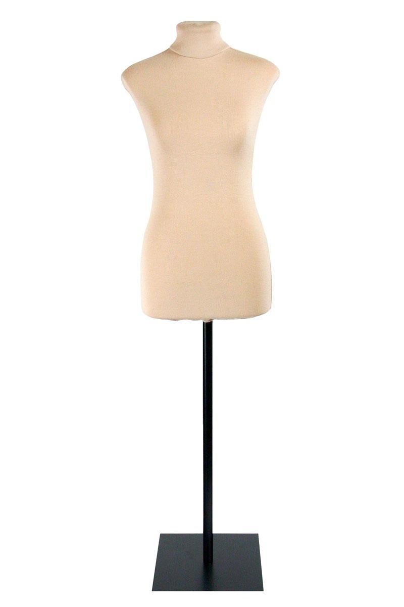 """Манекен масштабный Royal Dress forms """"Betti. Стандарт"""", с подставкой, цвет: бежевый. Размер 1: 2 (42)"""