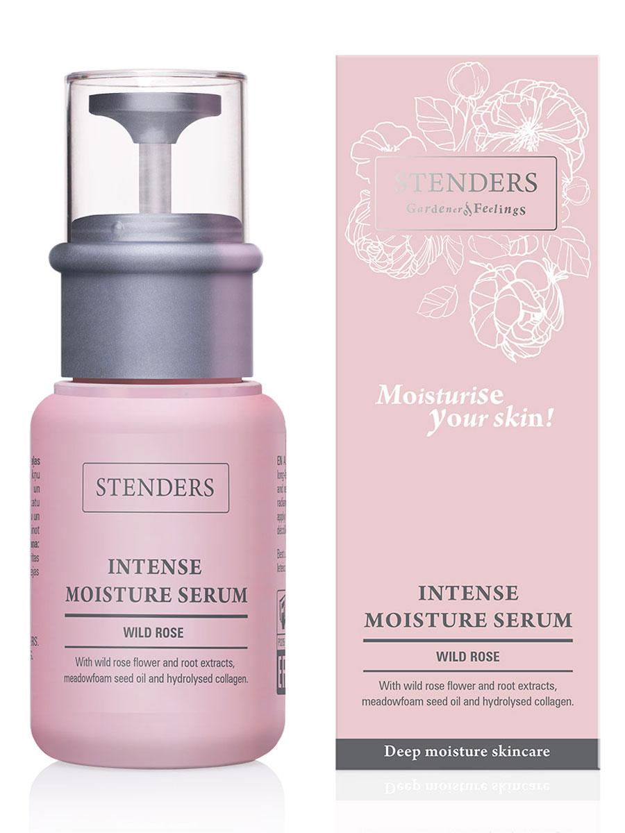 Stenders Интенсивно увлажняющая сыворотка Дикая Роза, 30 млSIM01Средство предназначено для улучшения внешнего вида кожи, обеспечивает длительное и глубокое увлажнение, защищает, восстанавливает и придает вашей коже сияние. Сыворотка образует на вашей коже увлажняющий защитный слой, оберегая таким образом ее от воздействия внешней среды и погодных условий. Обогащенная экстрактами цветов и корней дикой розы, сыворотка позаботится об интенсивном увлажнении и смягчении кожи. Ценное масло семян лимнантеса обогатит кожу антиоксидантами, даря бодрость усталой коже и помогая ей восстановиться. Гидролизованный коллаген обеспечит глубокое и длительное увлажнение кожи. Масло Лимнантеса уникально по своему составу, поскольку содержит до 98% жирных кислот. Кроме того, оно является превосходным антиоксидантом и помогает восстановлению кожи. Оно создает на коже защитный слой, задерживающий влагу, таким образом, защищая ее от пересыхания, воздействия ультрафиолетового излучения и помогая коже вернуть молодость. Масло чрезвычайно быстро впитывается в кожу и...