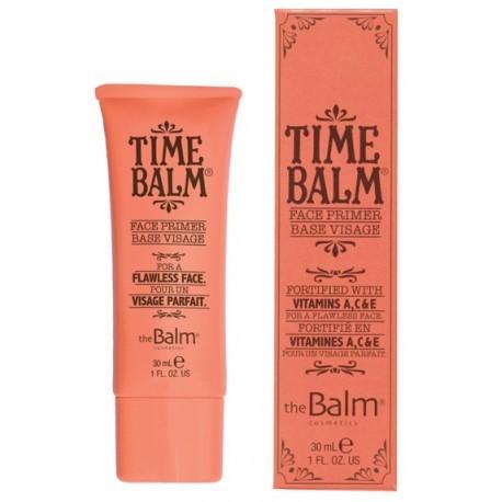 theBalm Основа для макияжа TimeBalm,30 мл800061Используется как: Самостоятельное средство (без макияжа) - разглаживает кожу и защищает от внешних воздействий. Как база (праймер) для макияжа – выравнивает поверхность кожи, способствует легкому нанесению и распределению тональных продуктов, не утяжеляет макияж и обеспечивает ему стойкость и свежесть. В формуле: Витамины A,C&E - помогают сохранять упругость и эластичность, тонизируют кожу. Аллантоин - смягчает и успокаивает кожу, делает менее заметными (стягивает) широкие поры. Биофлавоноиды – активный антиоксидант.