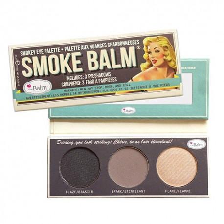 theBalm Палетка теней Smoke Balm #1,10,2 гр