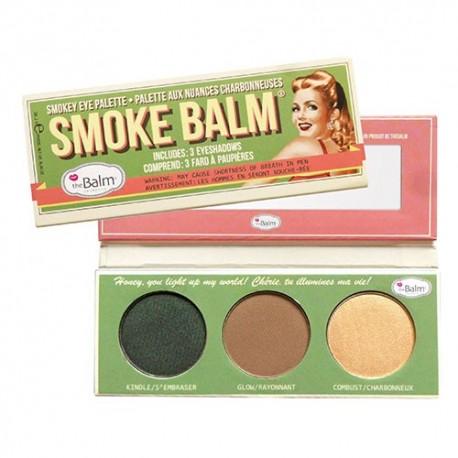 theBalm Палетка теней Smoke Balm #2,10,2 гр