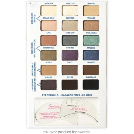 theBalm Палетка теней Balmsai Naughty,14,4 гр803925Палетка для макияжа shadyLady® Eyeshadow Palettes. Специально подобранные, часто применяемые оттенки дают действительно неограниченные возможности при создании макияжа. Текстура и высокая концентрация красящих пигментов позволяет использовать продукты для теневой коррекции макияжа (осветление, затемнение, растушевка) и для создания линий подводки различной толщины (сухой или увлажненной кистью). Зеркало – в упаковке.