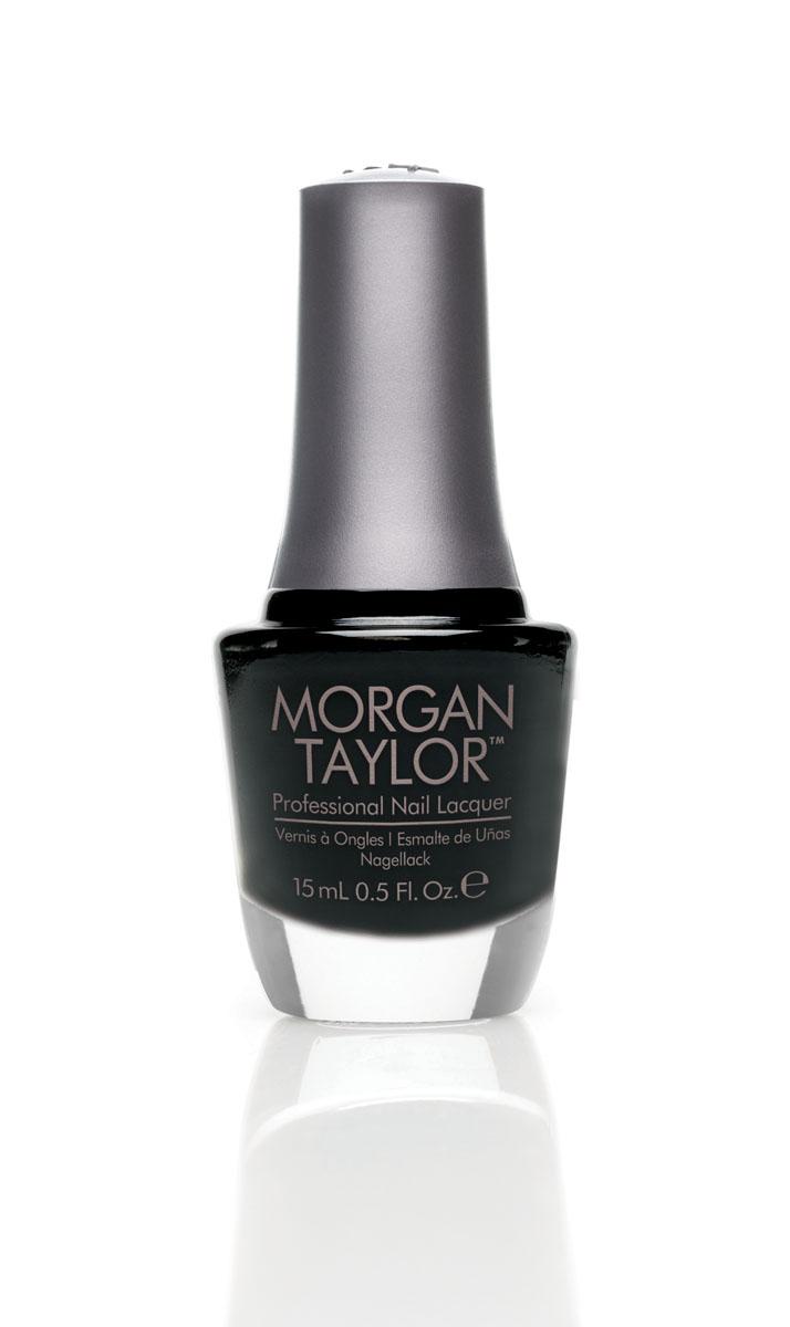 Morgan Taylor Лак для ногтей Little Black Dress/Маленькое черное платье, 15 мл
