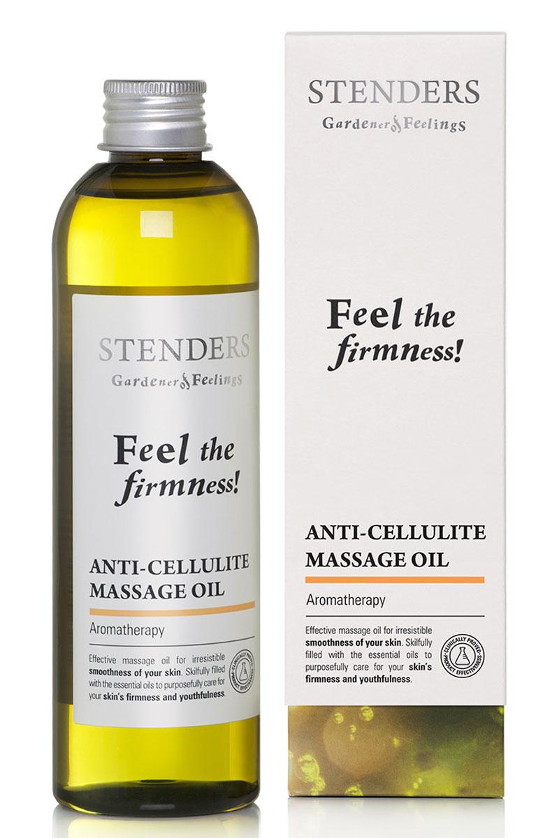 Stenders Массажное масло Антицеллюлитное, 250 млEK002Антицеллюлитное массажное масло, которое для упругости вашей кожи наши мастера ароматерапии наполнили букетом наиболее эффективных эфирных масел. Почувствуйте, как массаж, дополненный эфирными маслами цитрусовых и мяты, целенаправленно улучшает кровообращение, постепенно выравнивая вашу кожу. Чтобы вы могли насладиться полезными свойствами эфирных масел, они умело смешаны с маслами сладкого миндаля и виноградных косточек. С радостью наблюдайте, как день за днем ваша кожа расцветает в своей красоте. Масло виноградных косточек особенно хорошо тем, что содержит ненасыщенные жирные кислоты в большой концентрации. Оно придаст жизненную силу вашей коже, тщательно увлажняя и смягчая ее. Питательное масло сладкого миндаля является полезным даже для самой чувствительной кожи. Оно легко впитывается в вашу кожу, смягчая ее. Эфирное масло бергамота бодрит и вдохновляет вас. Оно получают методом отжима плодов бергамота. Эфирное масло мяты стимулирует организм, оно обладает свежим ароматом. Это...